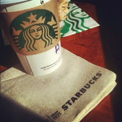Photo taken at Starbucks by Scott I. on 9/20/2012