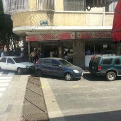 Photo taken at La Bussola café by Jean Carlos L. on 2/5/2013