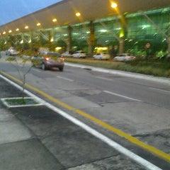 Photo taken at Aeroporto Internacional de Belém (BEL) by Pablitto M. on 2/21/2013