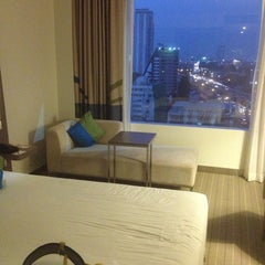 Photo taken at Novotel Bangkok Ploenchit Sukhumvit by paramate S. on 2/6/2013
