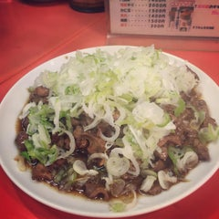 Photo taken at 菜苑 浅草本店 by BURNRING on 9/7/2015