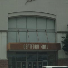 Photo taken at Deptford Mall by Michael S. on 6/26/2013