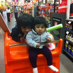 Photo taken at The Home Depot by Gaby M. on 3/10/2013