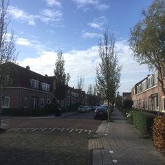 Photo taken at Haarlem by Brieuc-Yves (Mellouki) C. on 11/13/2015