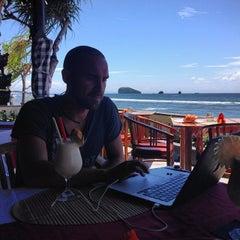 Photo taken at Le - Zat Beach restaurant by Roman M. on 1/9/2014