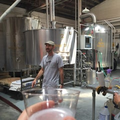 Photo taken at Palmetto Brewing Company by Nick P. on 9/5/2015