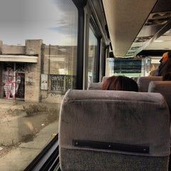 Photo taken at Greyhound Bus Lines by Clifton C. on 11/18/2013