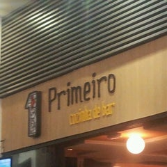 Photo taken at Primeiro Cozinha de Bar by Kellen M. on 7/16/2013