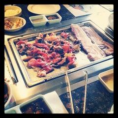 Photo taken at Imperial Korean BBQ Restaurant by Jeffrey B. on 5/17/2013