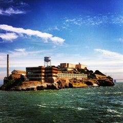 Photo taken at Alcatraz Island by Bas Talaythai on 3/14/2013