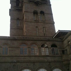 Photo taken at Savitribai Phule Pune University by Amarendra C. on 2/10/2013