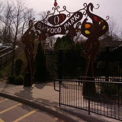 Photo taken at Elmwood Park Zoo by Brian A. on 4/9/2013