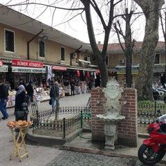 Photo taken at Sahaflar Çarşısı by Timur M. on 2/2/2013