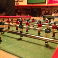 Photo taken at Bar Kick by Helen L. on 2/19/2013