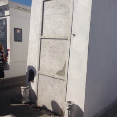 Photo taken at Tomb Of Marie Laveau by Jay S. on 7/15/2015
