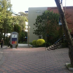 Photo taken at Universidad Galileo by Emily E. on 1/14/2013