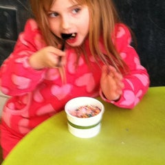Photo taken at Local Yogurt by Angelique R. on 3/13/2013