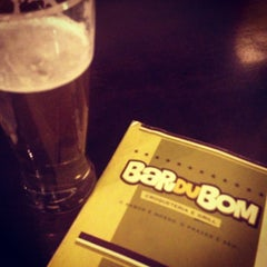 Photo taken at Bar du Bom by Sergio d. on 1/9/2013