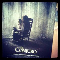 Photo taken at Royal Films Multicine Portal del Prado by Anthony F. on 9/1/2013