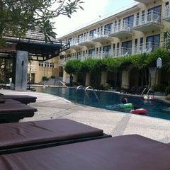 Photo taken at Front Village Hotel Phuket by Anton on 3/7/2013