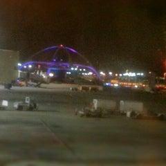Photo taken at Terminal 1 by Stephen P. on 10/22/2012
