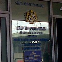 Photo taken at Jabatan Kastam Diraja Malaysia by Sa!ful on 1/23/2013