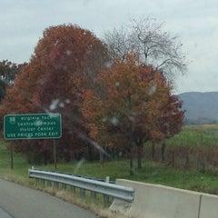 Photo taken at Blacksburg, Virginia by Valerie O. on 10/31/2014