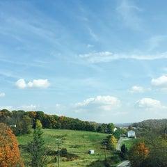 Photo taken at Blacksburg, Virginia by Valerie O. on 10/23/2015