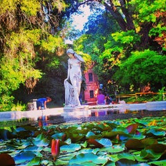 "Photo taken at Jardín Botánico ""Carlos Thays"" by Amanda A. on 12/27/2012"