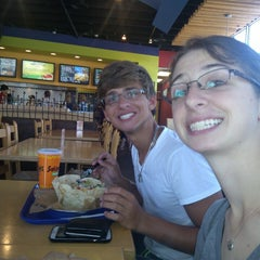 Photo taken at Salsarita's Fresh Cantina by Jeff S. on 8/5/2013