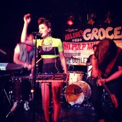 Photo taken at Arlene's Grocery by Daan V. on 10/20/2012