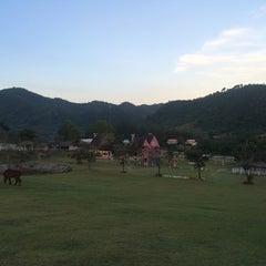 Photo taken at Royal Goodview Resort Farm by Samonpak P. on 11/21/2015