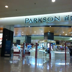 Photo taken at Parkson by Luq'man on 6/1/2013