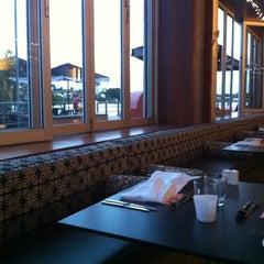 Photo taken at Watt Restaurant + Bar by Aus Cafe Lover on 2/14/2013
