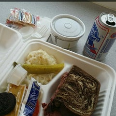 Photo taken at Market House Corned Beef by Jim G. on 6/13/2014