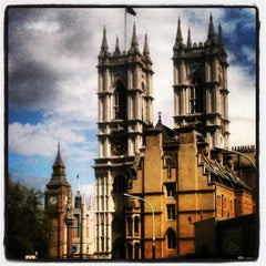 Photo taken at Westminster Abbey by Owen D. on 5/23/2013