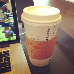 Photo taken at Starbucks by Scott K. on 9/16/2013