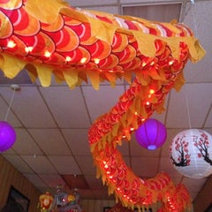 Photo taken at Mission Chinese Food by Anna S. on 11/30/2012