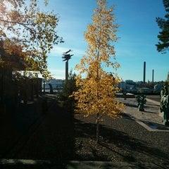 Photo taken at Millesgården by Kata on 10/12/2013