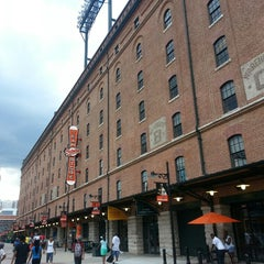 Photo taken at Oriole Park at Camden Yards by Zdenda K. on 7/7/2013
