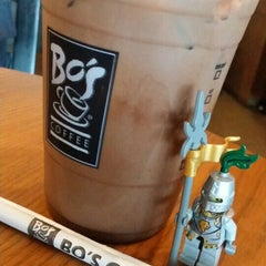 Photo taken at Bo's Coffee by Mackymarc M. on 6/7/2015