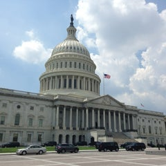 Photo taken at U.S. Capitol - Senate by Andrew J. on 7/18/2013