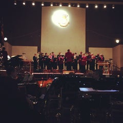 Photo taken at Regent Hall Salvation Army by Tim J. on 12/16/2012
