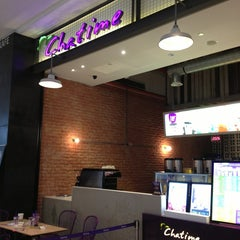 Photo taken at Chatime by Hayati Y. on 3/15/2013