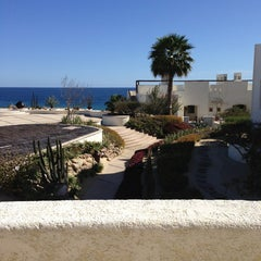 Photo taken at Las Ventanas al Paraíso by Lupita P. on 2/26/2013
