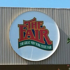Photo taken at New York State Fairgrounds by Jim D. on 8/25/2013