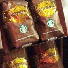 Photo taken at Starbucks by Shana M. on 1/27/2013