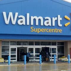 Photo taken at Walmart Supercentre by Shana M. on 1/26/2013