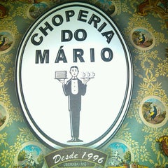 Photo taken at Choperia do Mário by Danilo C. on 6/15/2013