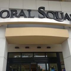 Photo taken at Coral Square by NiteMare G. on 1/19/2013